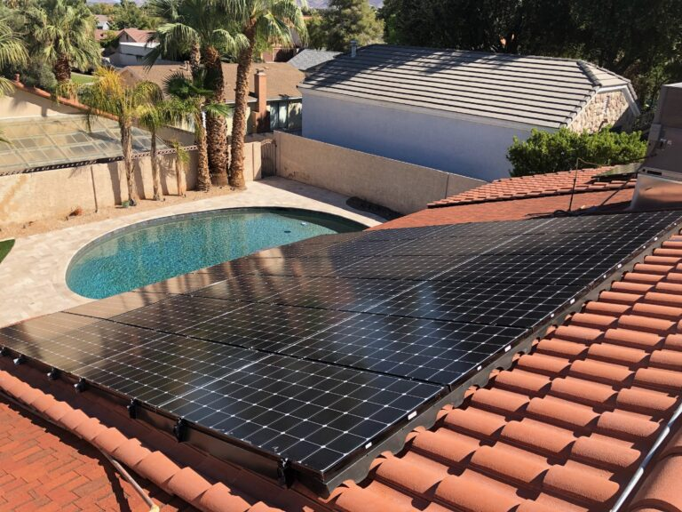 solar with pigeon proofing